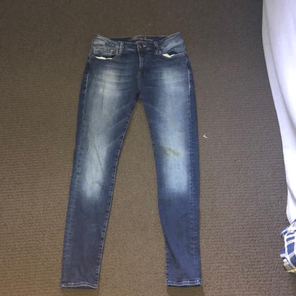 Mavi Denim - mavi mid-ride skinny jeans